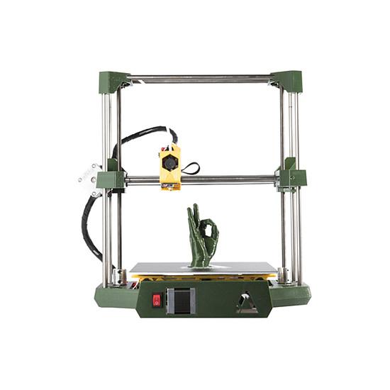 Imprimante 3D Dagoma DiscoEasy200 Custom - Jungle (Kaki) - En kit