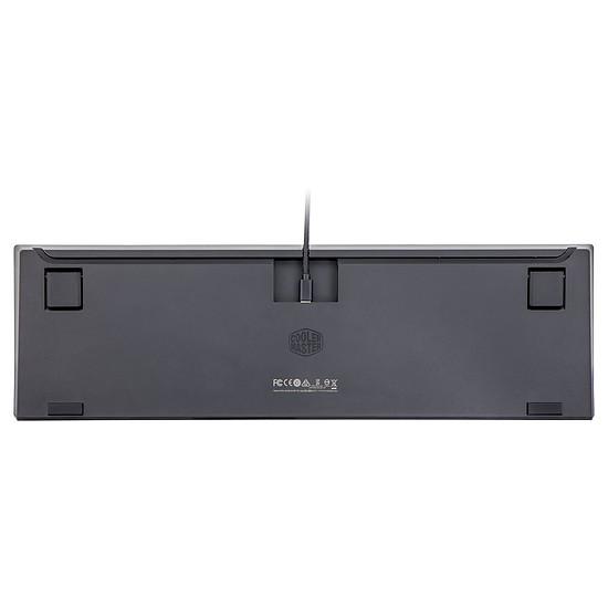 Clavier PC Cooler Master MasterKeys MK750 - Cherry MX Brown - Autre vue