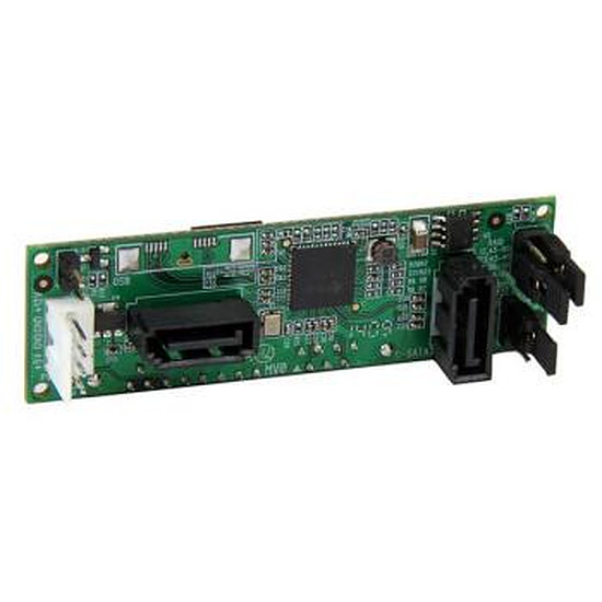 Serial ATA StarTech.com Adaptateur RAID SATA vers 2 disques durs SATA