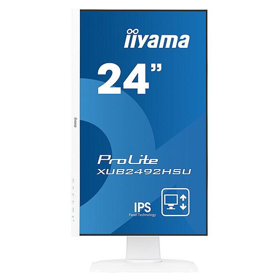 Écran PC Iiyama ProLite XUB2492HSU-W1 - Autre vue