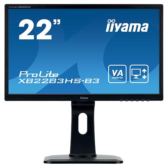 Écran PC Iiyama ProLite XB2283HS-B3 - Autre vue