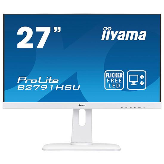 Écran PC Iiyama ProLite B2791HSU-W1 - Autre vue