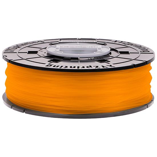 Filament 3D XYZprinting Bobine de filament PLA, 600g, Mandarine - Junior