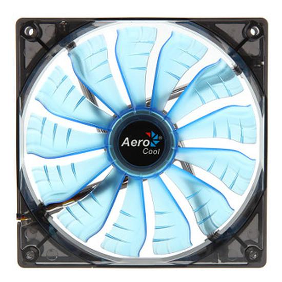 Ventilateur Boîtier Aerocool Air Force LED Bleu - 120 mm