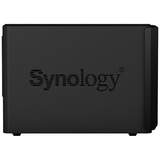 Serveur NAS Synology NAS DS218 - Autre vue
