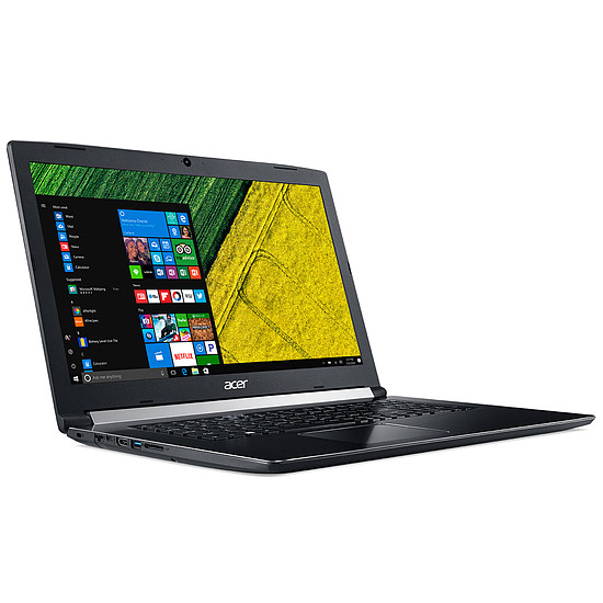 PC portable Acer Aspire A517-51G-50TQ - Autre vue
