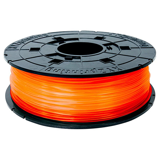 Filament 3D XYZprinting Cartouche de filament PLA, 600g, Orange