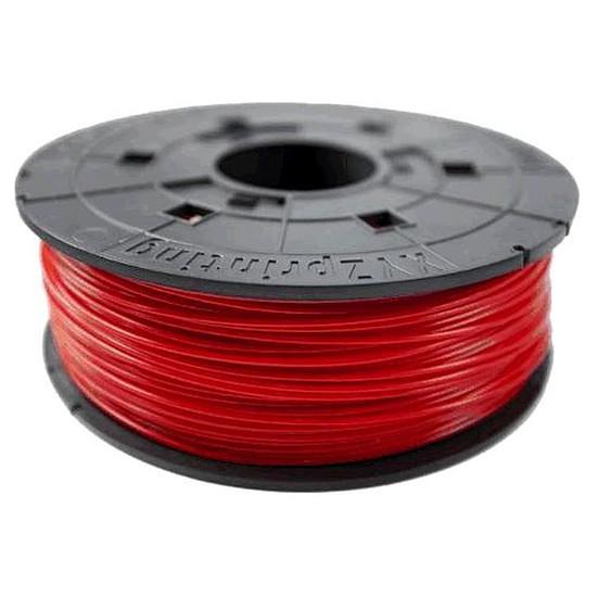 Filament 3D XYZprinting Cartouche de filament PLA, 600g, Rouge