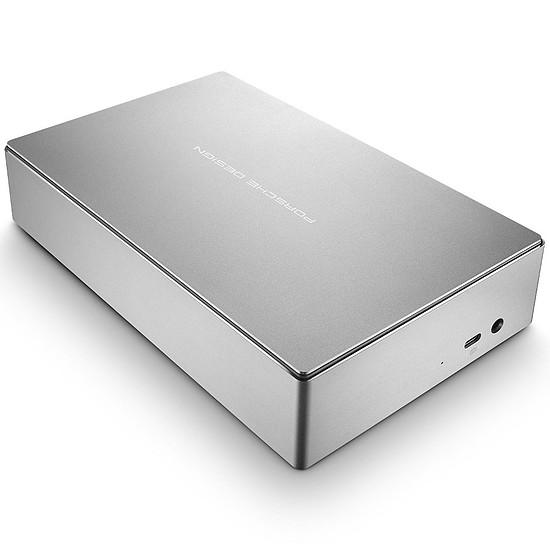 Disque dur externe LaCie Porsche Design Desktop Drive 8 To - Autre vue