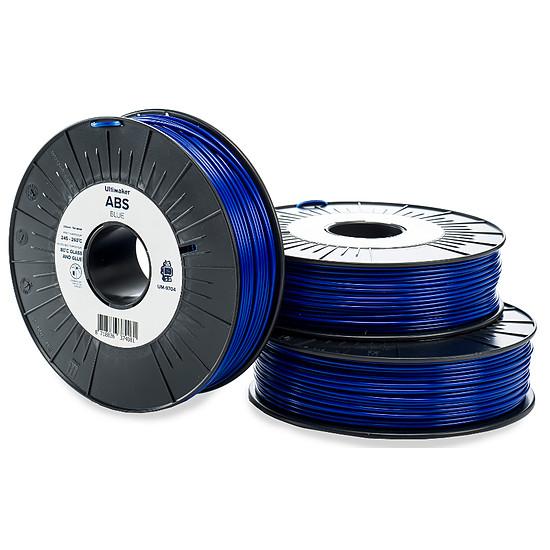Filament 3D Ultimaker ABS Bleu - 2.85 mm - 750 g