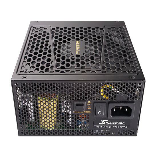 Alimentation PC Seasonic PRIME Ultra 850 Gold - Autre vue