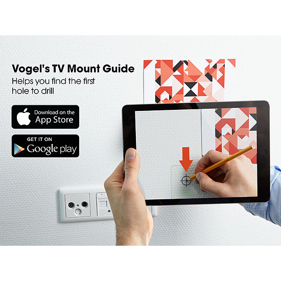 Support TV Vogel's WALL 3115 - Autre vue
