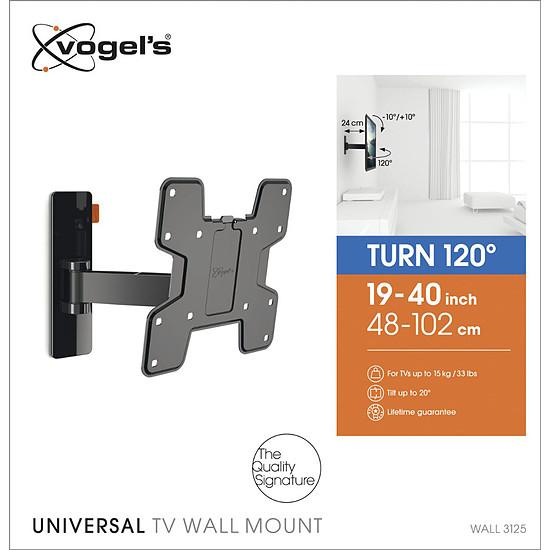 Support TV Vogel's WALL 3125 - Autre vue