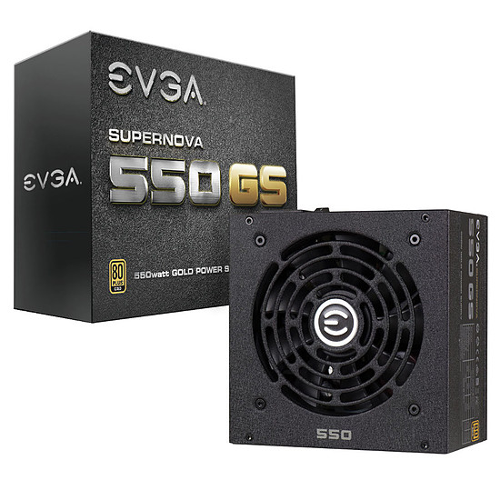 Alimentation PC EVGA SuperNOVA GS 550W