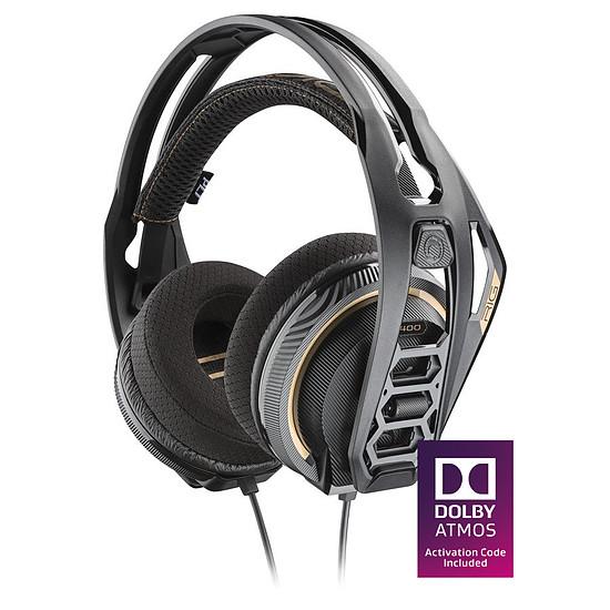 Casque micro Plantronics RIG 400 + Dolby Atmos