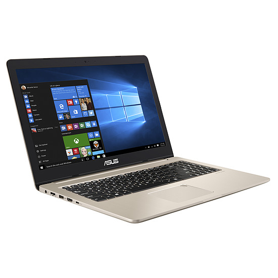 PC portable ASUS Vivobook Pro N580GD-FI326T