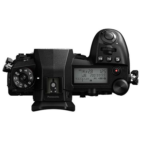 Appareil photo hybride Panasonic DC-G9 + Leica DG Vario 12-60 mm - Autre vue