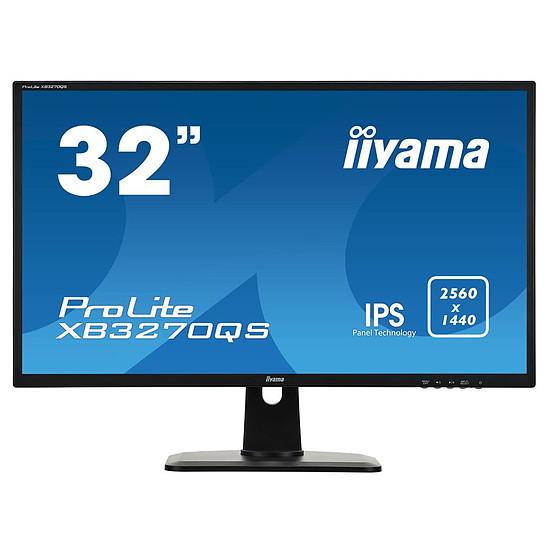 Écran PC Iiyama ProLite XB3270QS-B1 - Autre vue