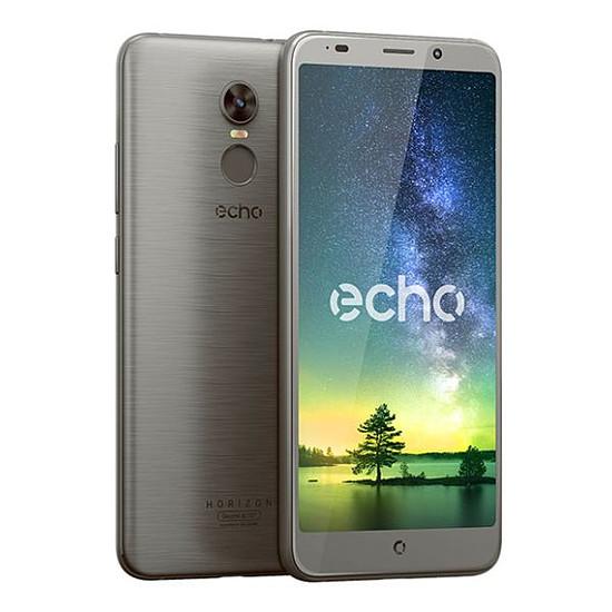Smartphone et téléphone mobile Echo Horizon Lite (gris)