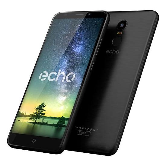 Smartphone et téléphone mobile Echo Horizon Lite (noir)