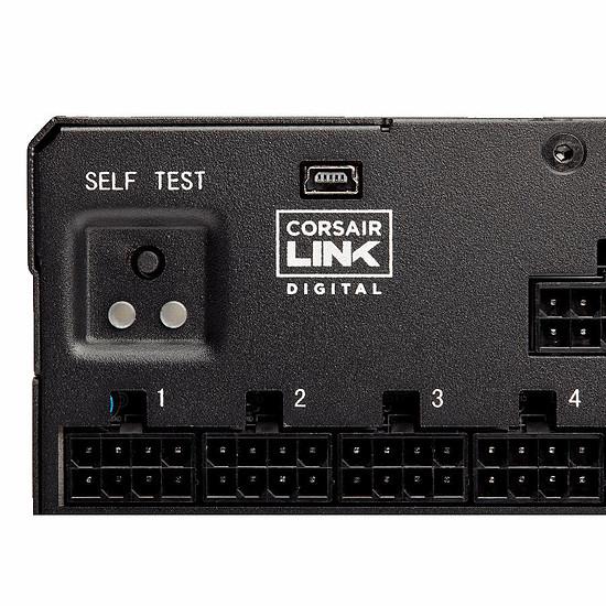 Alimentation PC Corsair AX1600i - 1600W - Autre vue