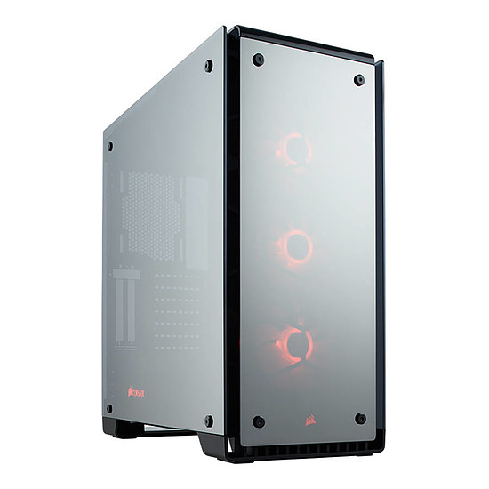 Boîtier PC Corsair Crystal 570X RGB Mirror Black