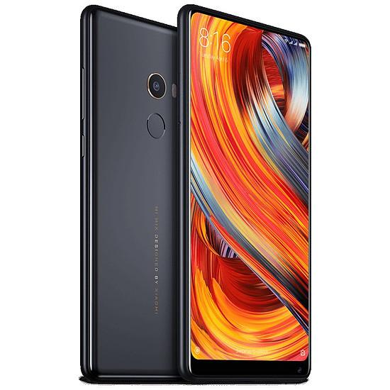 Smartphone et téléphone mobile Xiaomi Mi MIX 2 (noir) - 64 Go (version française import)