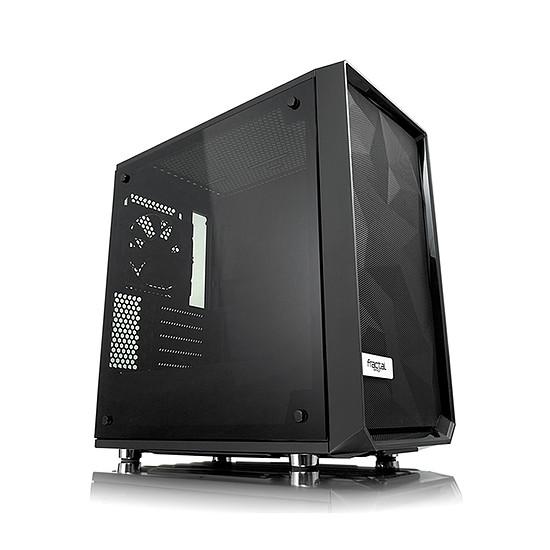 Boîtier PC Fractal Design Meshify C Mini Black TG