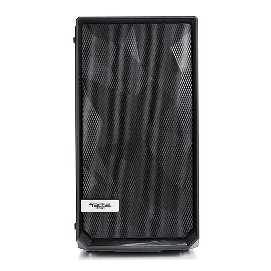 Boîtier PC Fractal Design Meshify C Mini Black TG - Autre vue
