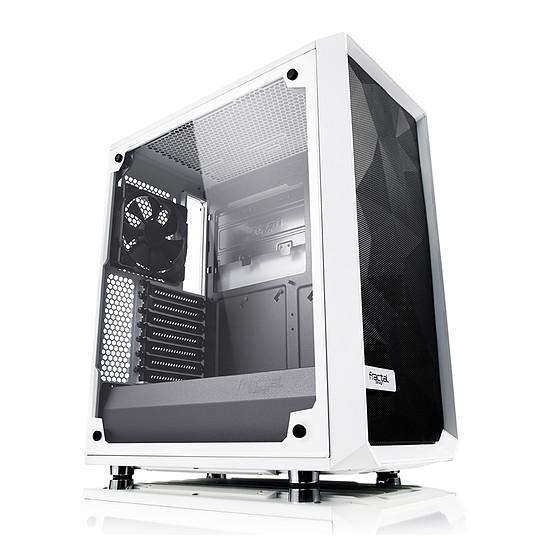 Boîtier PC Fractal Design Meshify C White TG