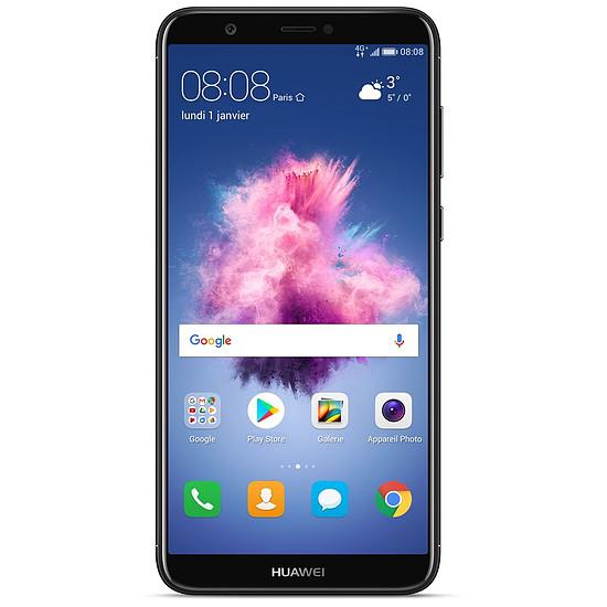 Smartphone et téléphone mobile Huawei P Smart (noir) - Dual-Sim - 32 Go