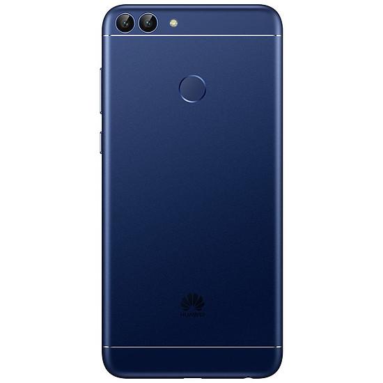 Smartphone et téléphone mobile Huawei P Smart (bleu) - Dual-Sim - 32 Go - Autre vue