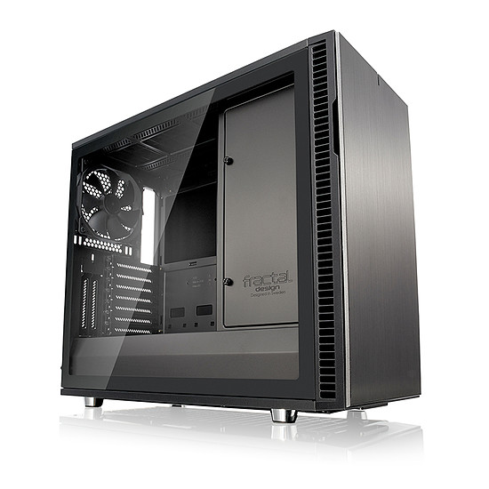 Boîtier PC Fractal Design Define R6 GunMetal TG