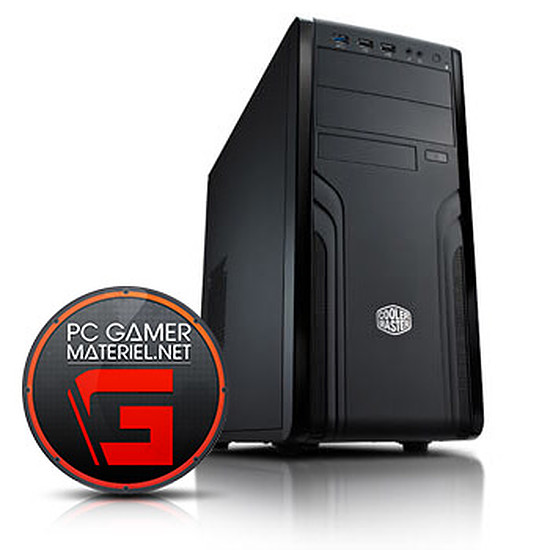 PC de bureau Materiel.net Bonefire - Powered by Asus [ Win10 - PC Gamer ]