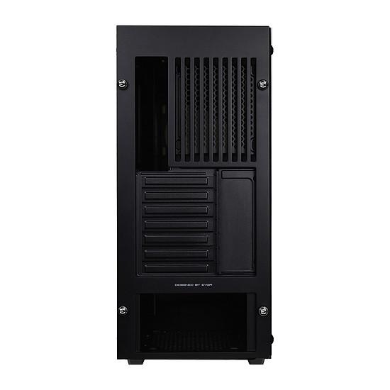 Boîtier PC EVGA DG-76 - Noir mat - Autre vue