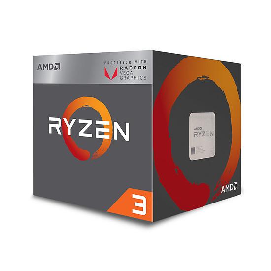 Processeur AMD Ryzen 3 2200G (3,5 GHz)