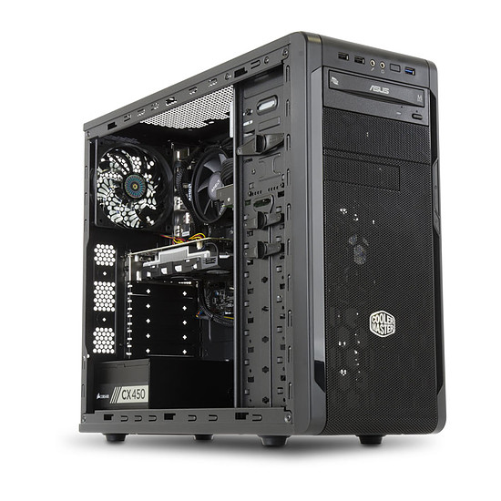 PC de bureau Materiel.net Player One - Edition Kaby Lake [ PC Gamer ]