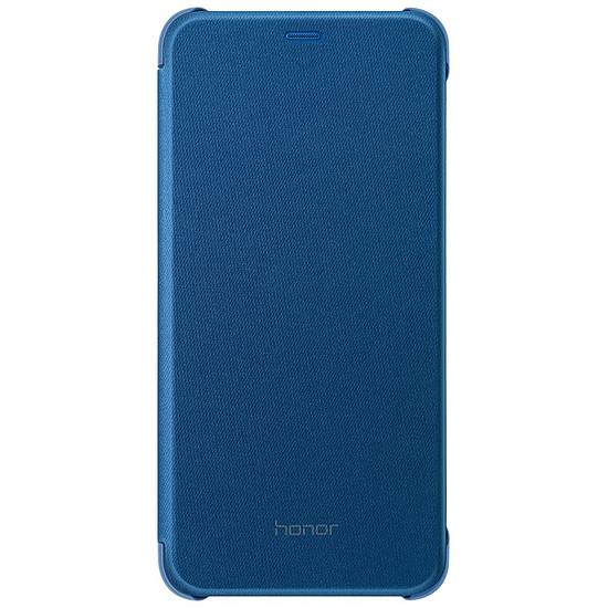 Coque et housse Honor Flip Cover (bleu) - Honor 9 Lite