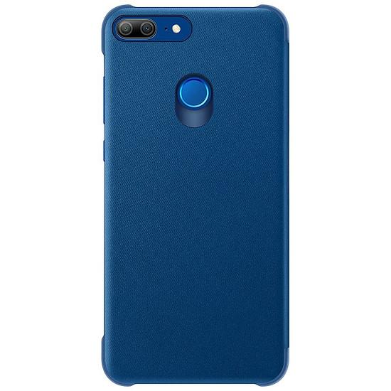 Coque et housse Honor Flip Cover (bleu) - Honor 9 Lite - Autre vue