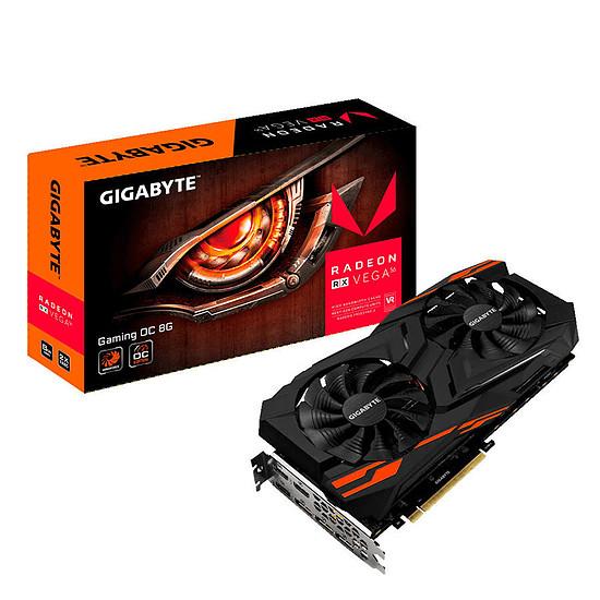 Carte graphique Gigabyte Radeon RX VEGA 56 Gaming OC - 8 Go