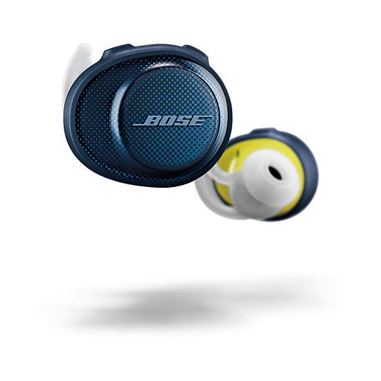 Casque Audio Bose Soundsport Free Bleu nuit / Jaune