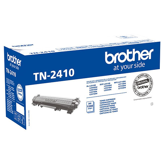 Toner imprimante Brother TN-2410 - Autre vue