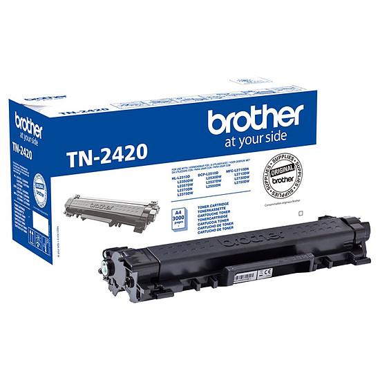 Toner imprimante Brother TN-2420