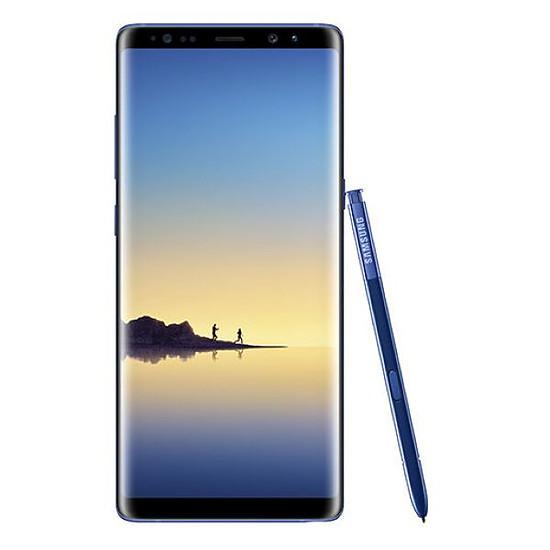 Smartphone et téléphone mobile Samsung Galaxy Note 8 (bleu) - 6 Go - 64 Go