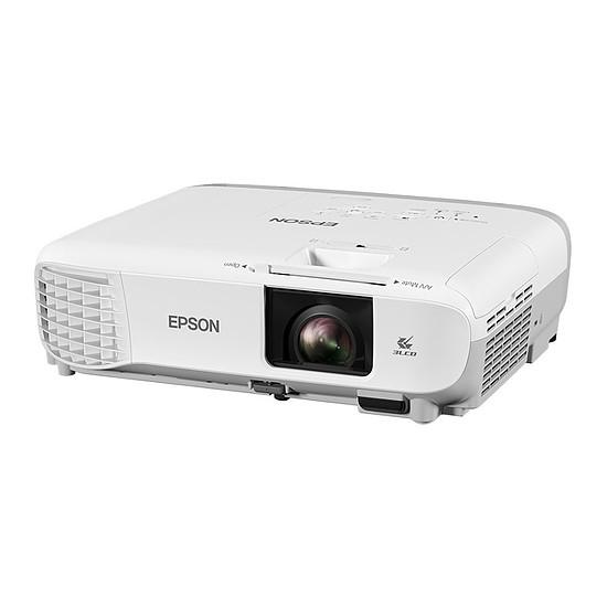 Vidéoprojecteur Epson EB-X39 - Tri-LCD XGA - 3500 Lumens - Autre vue