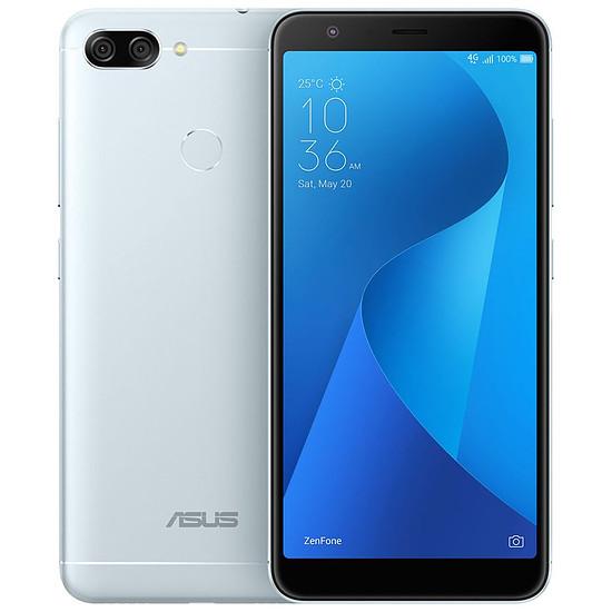 Smartphone et téléphone mobile Asus ZenFone Max Plus  M1 ZB570TL (bleu)