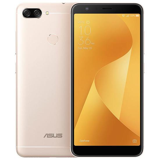 Smartphone et téléphone mobile Asus ZenFone Max Plus  M1 ZB570TL (or)