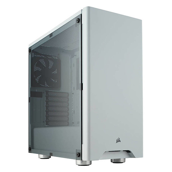 Boîtier PC Corsair Carbide 275R - Blanc