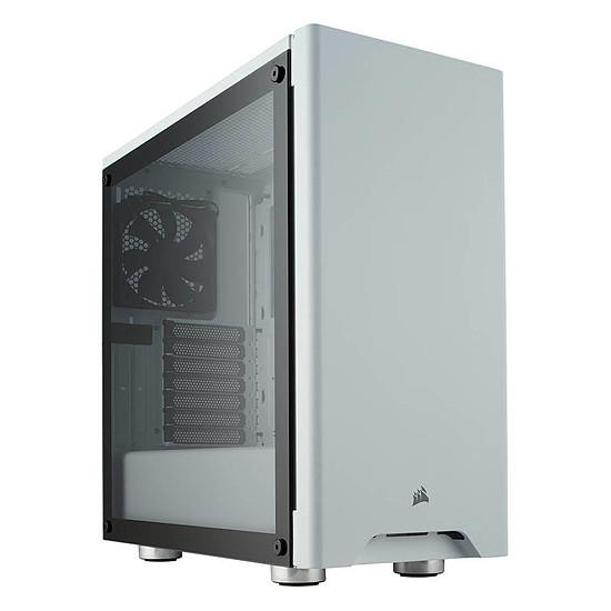 Boîtier PC Corsair Carbide 275R Verre trempé - Blanc