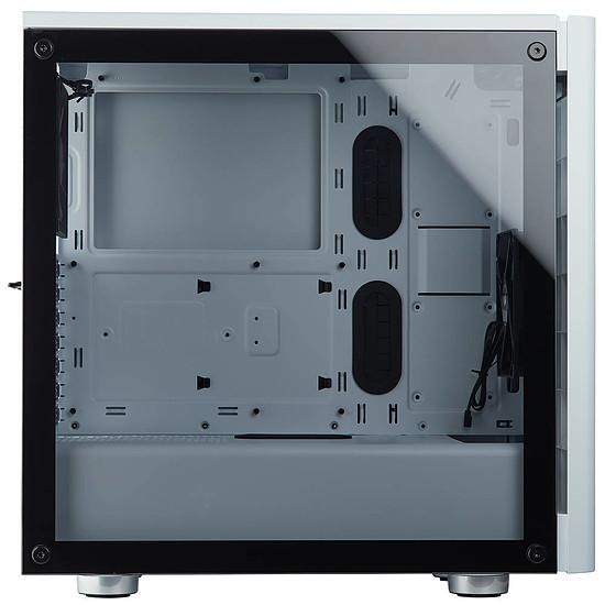 Boîtier PC Corsair Carbide 275R Verre trempé - Blanc - Autre vue